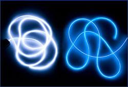 Elektroluminiscenční drát